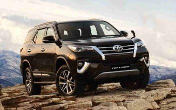 Review Harga Toyota Fortuner Spesifikasi Terlengkap
